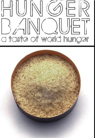 Hunger Banquet 09
